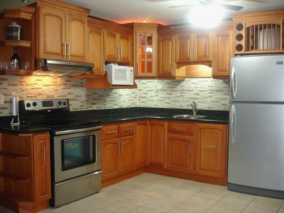 Home decor brown kitchen cabinets made of solid wood for What are ikea kitchen cabinets made of