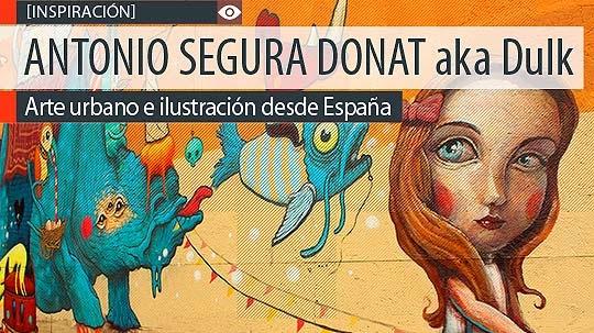 Arte urbano e ilustración de ANTONIO SEGURA DONAT