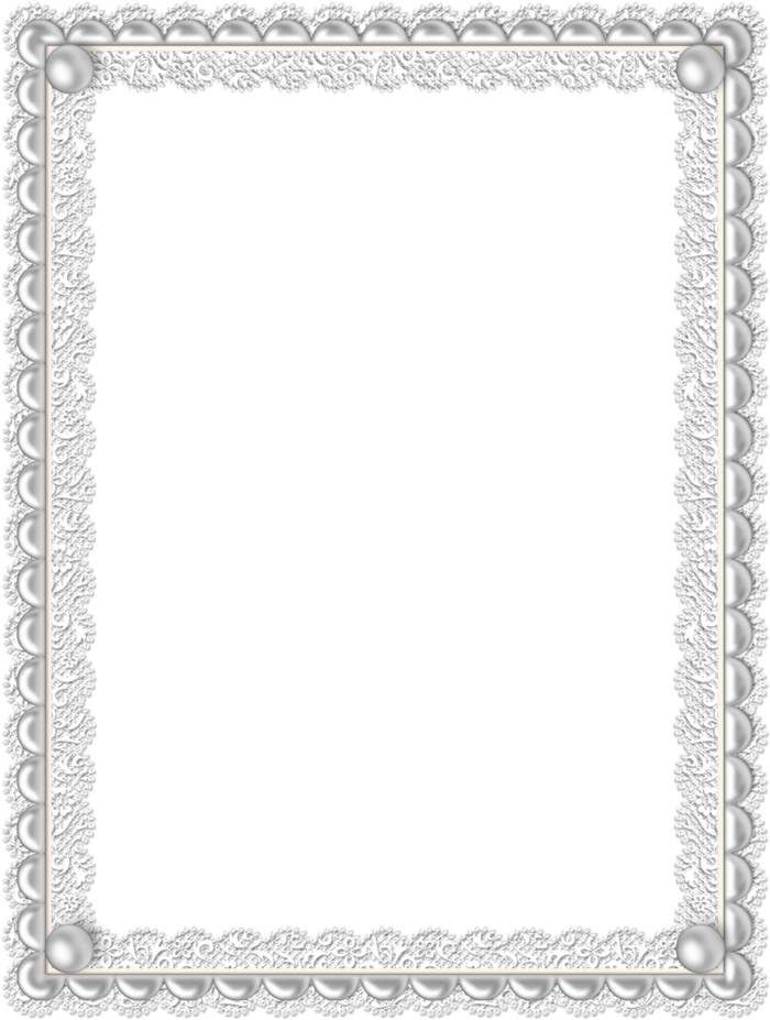 White Lace Border Png | www.imgkid.com - The Image Kid Has It!