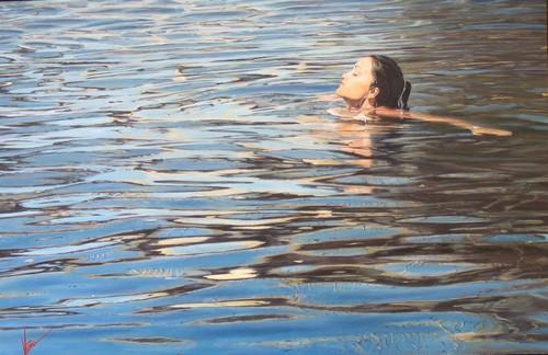 El placer del agua