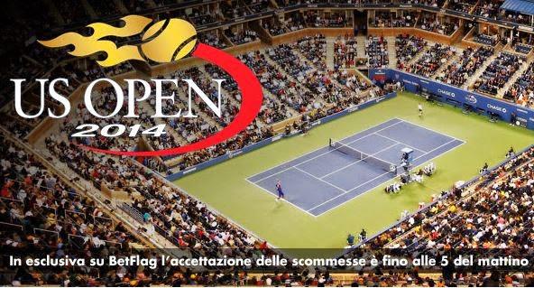 US Open Betflag