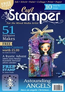 Craft Stamper Dec 2015