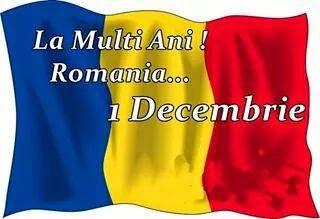 La Multi Ani ROMANIA, La Multi Ani Romanasii Mei