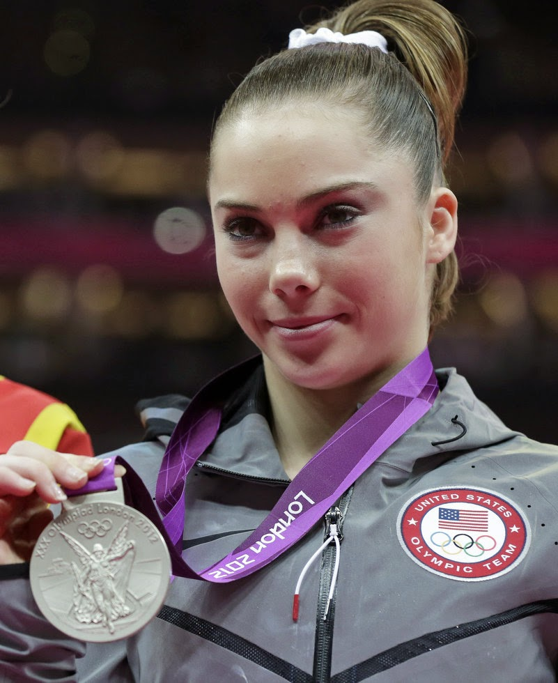 Best Hairstyle And Trends Hairstyles Mckayla Maroney