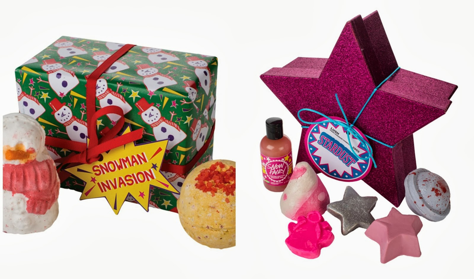 Lush Christmas Gift Sets 2013 | The Sunday Girl
