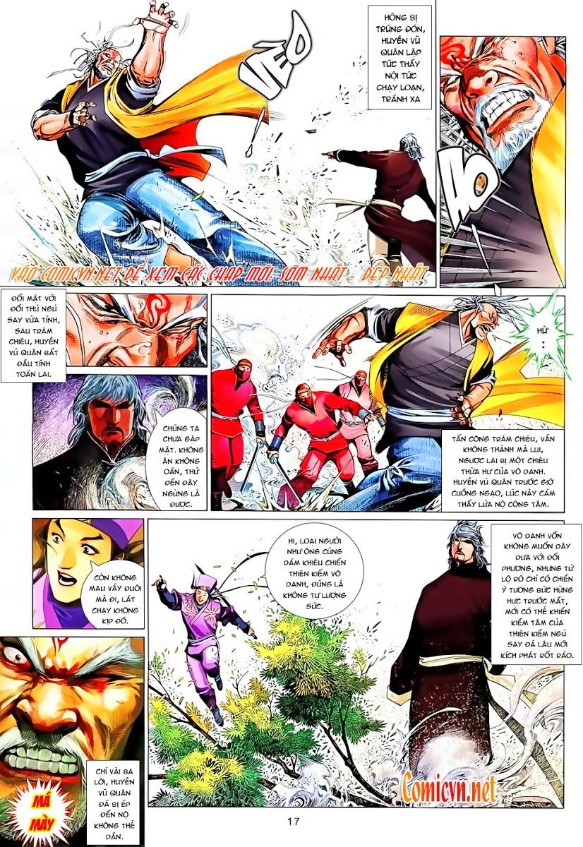 Phong Vân chap 646 Trang 17 - Mangak.info