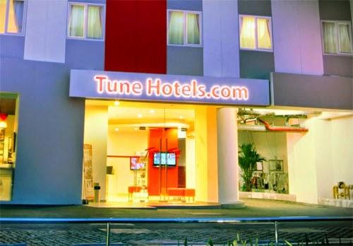 Tune Hotel Pasar Baru Jakarta