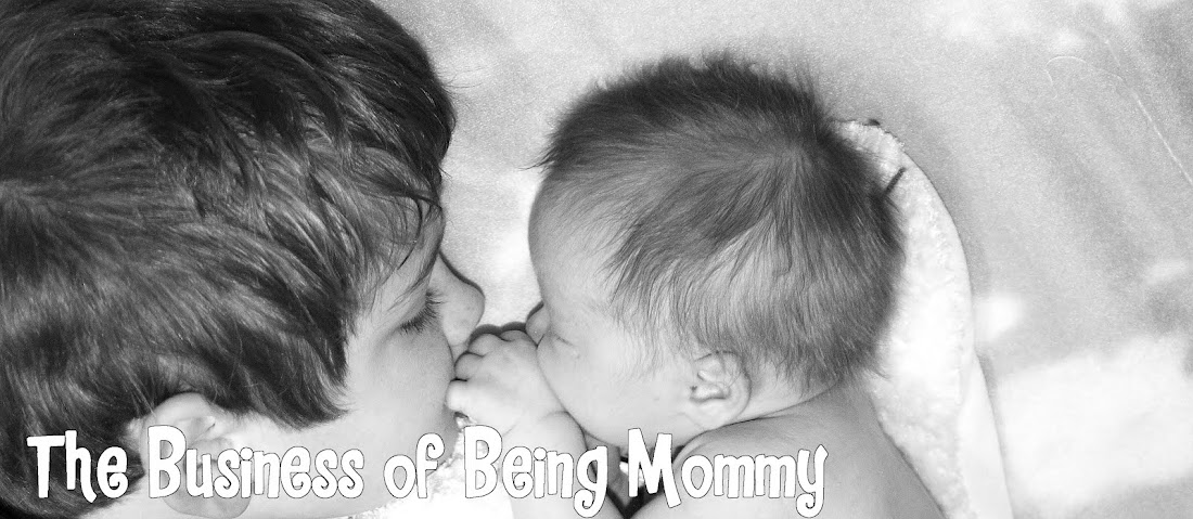 The Business of Being Mommy