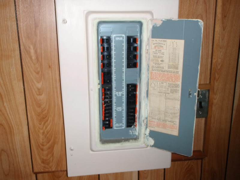 Today\'s Home Inspection: Federal Pacific \