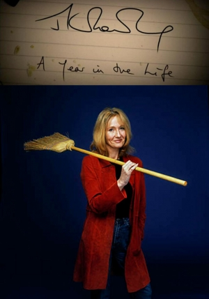 J. K. Rowling - A Year in the Life