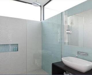 Baños Modernos: Decoración de baños en espacios pequeños