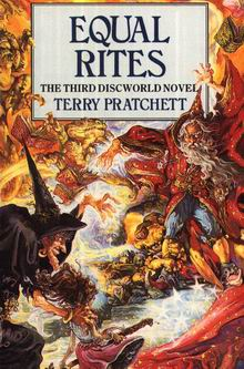 Terry Pratchett - Equal Rites.pdf [Discworld Series Vol.3] (eBook)