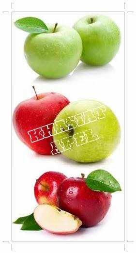 gambar sehat alami dengan khasiat buah apel