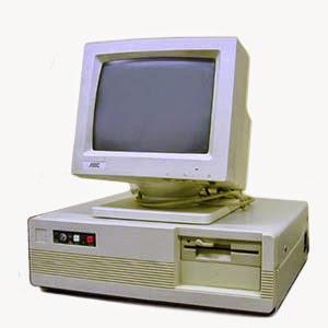 personal komputer pada zaman dulu