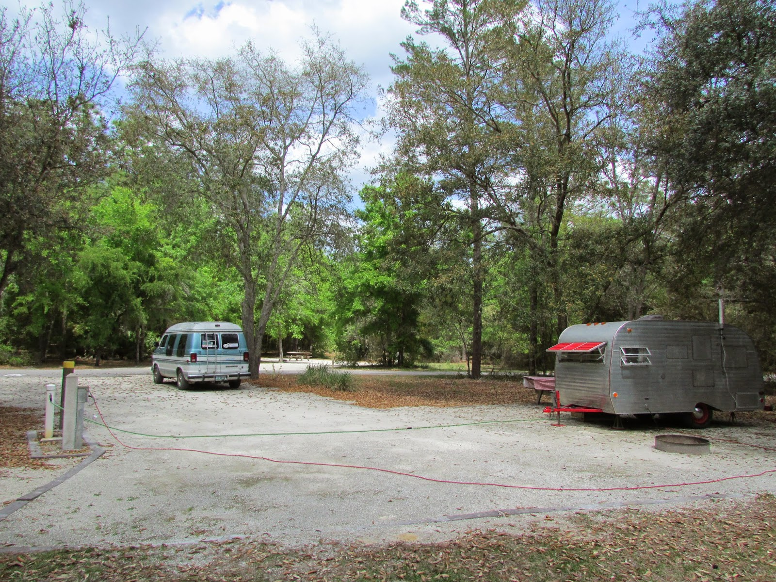 Our Camping Season Is Just About Over, But Not Before We Spend Three Nights  At Silver Springs State Park In Ocala, Florida.