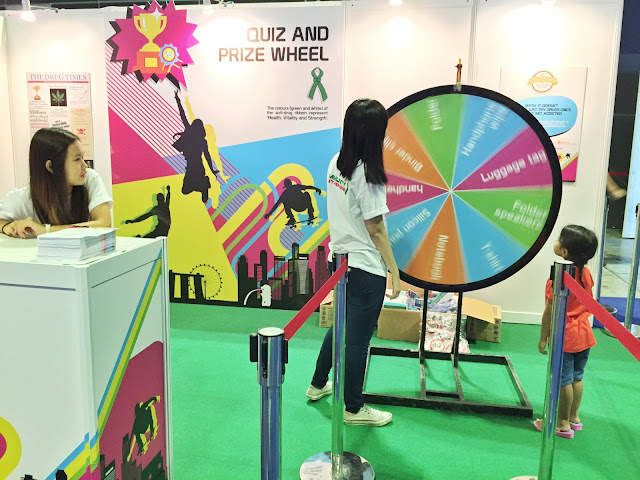 Singapore Anti-Drug Abuse Carnival 2015 - Game Booths 4