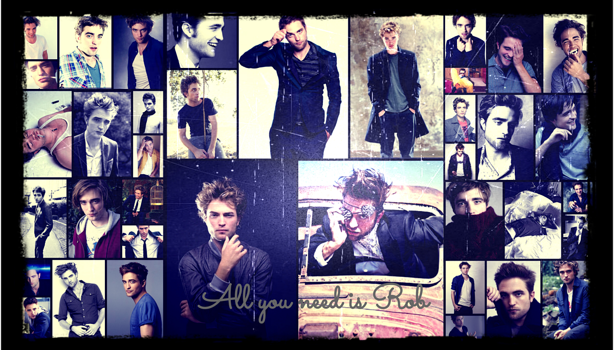 All you need is Rob ♪