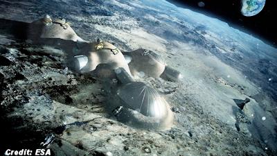 New Moon Base