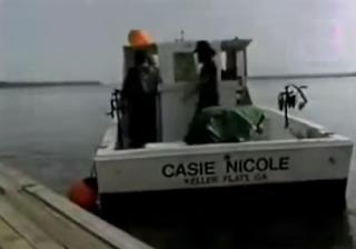 Misterios del Mar Naufragio Casie Nicole