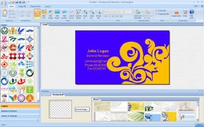 EximiousSoft Business Card Designer v3.90 Portable