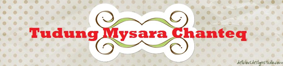 Tudung Mysara Chanteq