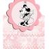 Minnie Vintage Free Printable Original Nuggets or Gum Wrappers.