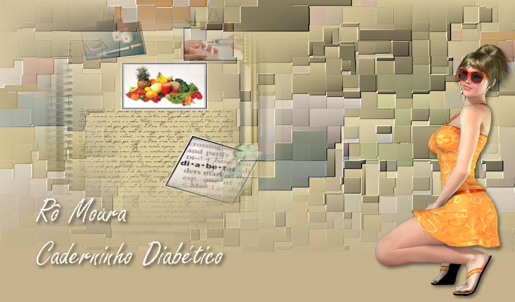 Dicas e Receitas para Diabéticos