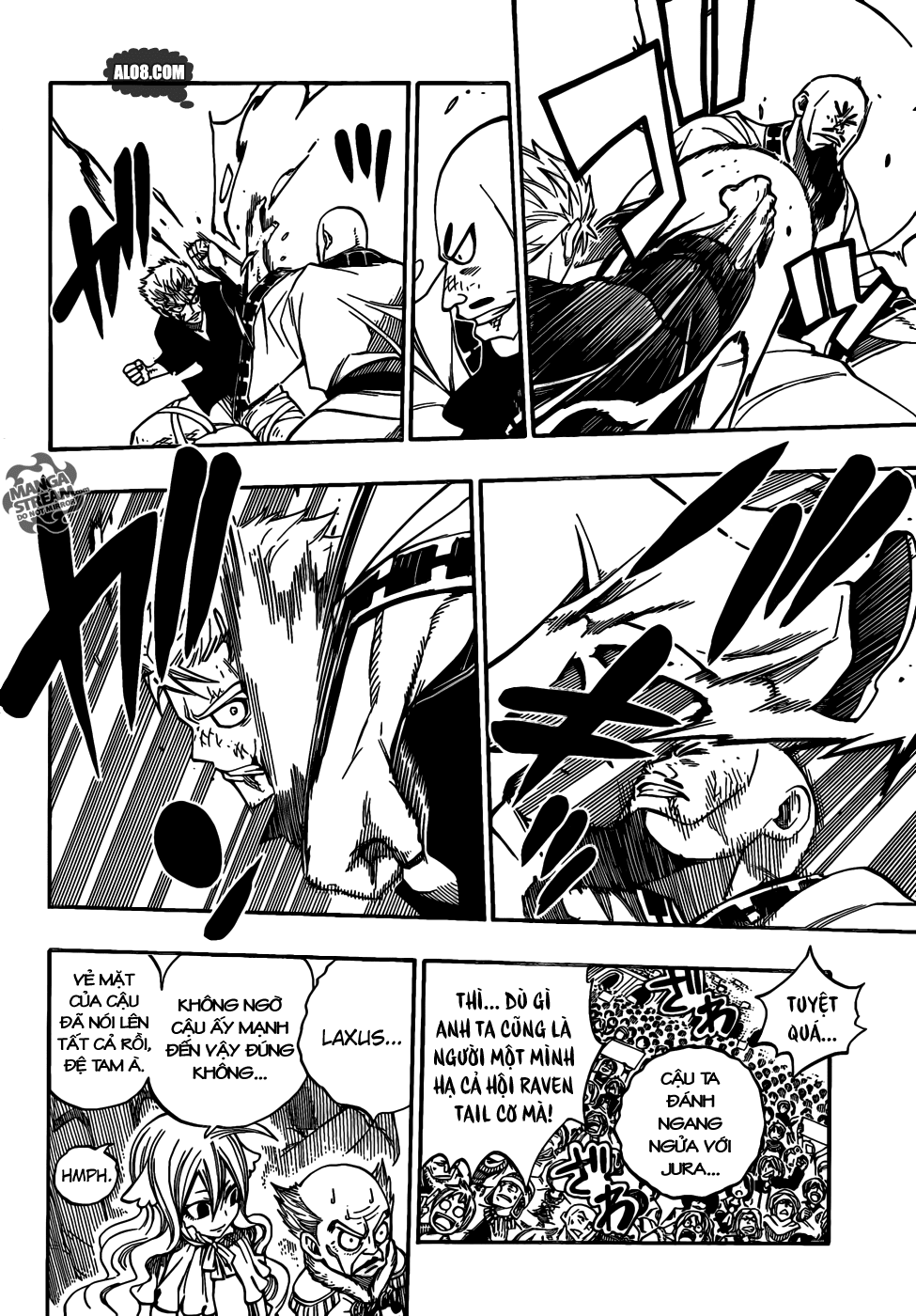 Fairy Tail chap 321 page 6 - IZTruyenTranh.com