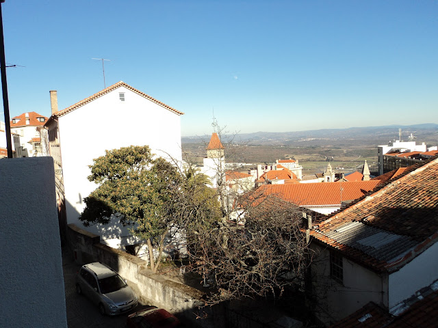 Accommodations in Covilha
