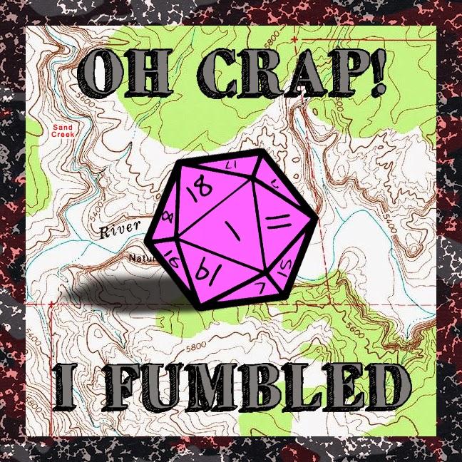 I Fumbled!