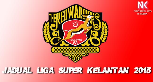 Jadual Liga Super Kelantan