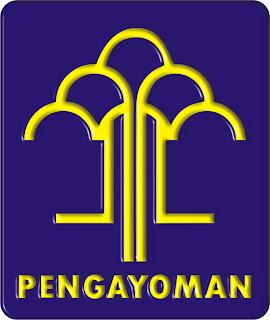 Vector Logo Kementerian hukum dan hak asasi manusia