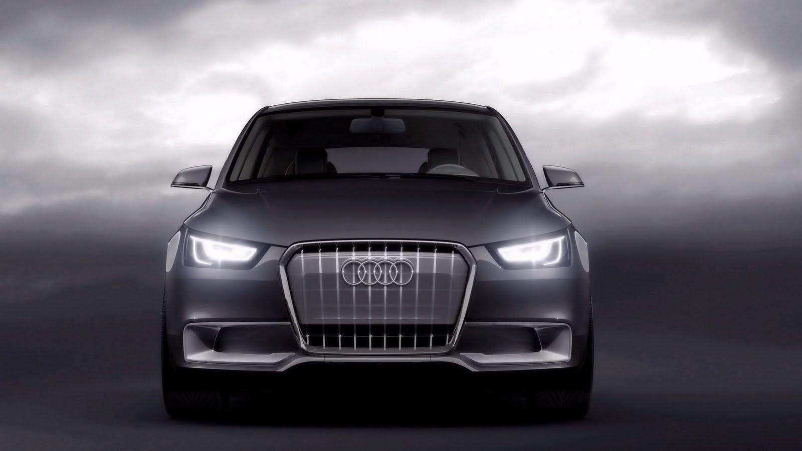 Image Hub: Audi Cars HD Wallpapers