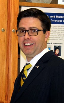 Jason Lamers is Fort Worth Mayor Betsy Price's chief of staff