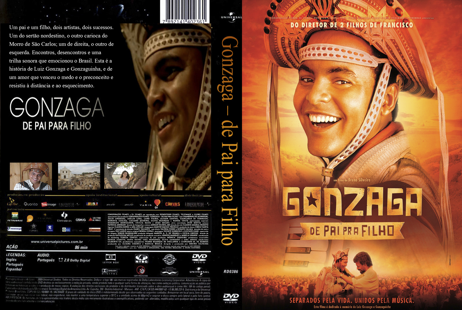 Gonzaga, de Pai para Filho