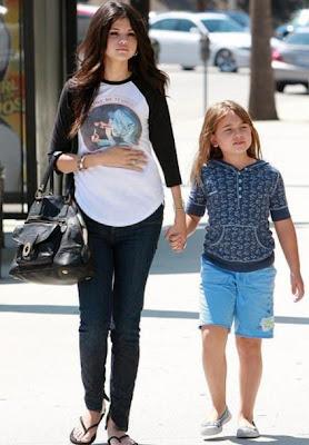 Selena gomez hamil