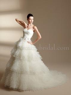 Jasmine Bridal 2012 Couture Koleksiyonu Gelinlik Modelleri