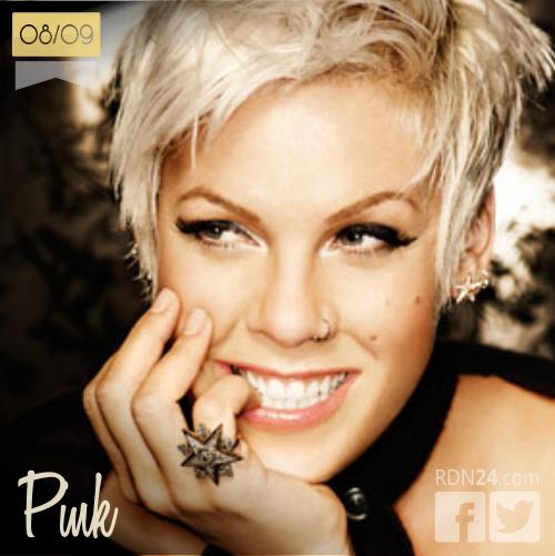 08 de septiembre | Pink - @Pink | Info + vídeos