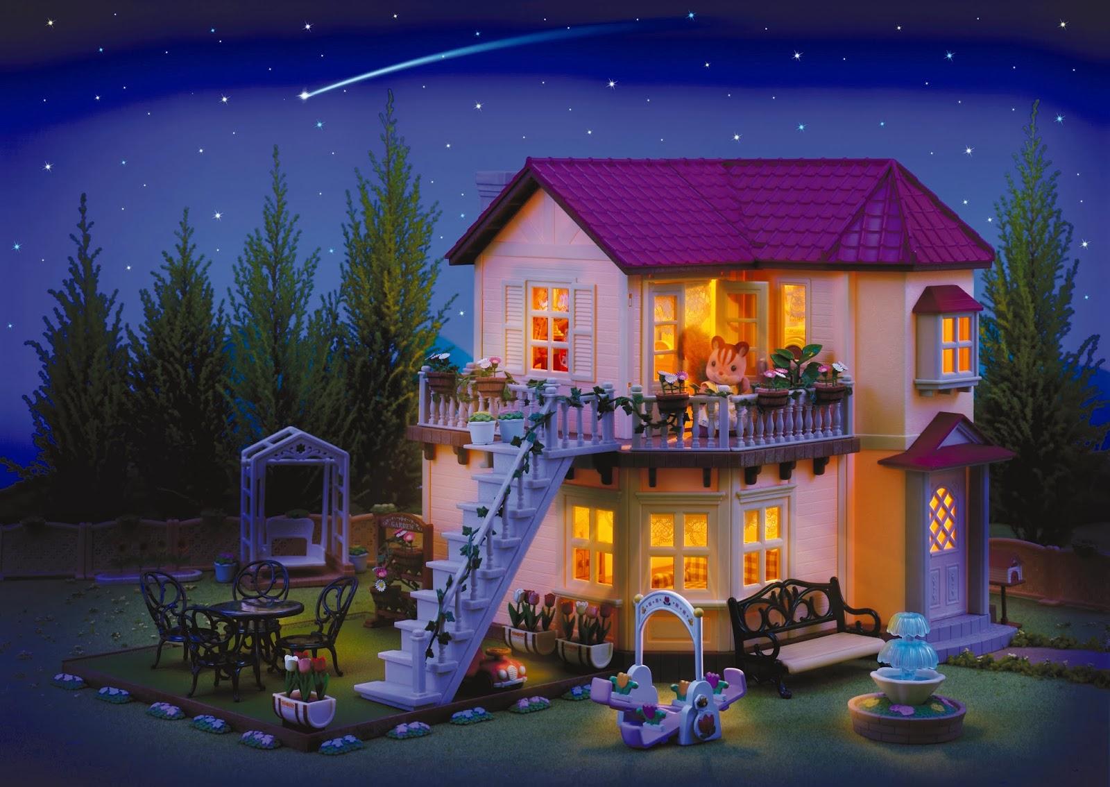 ışıklı şehir evi