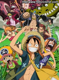 One Piece 10: Strong World