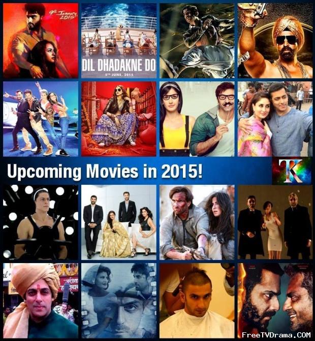 latest hindi movies list 2015