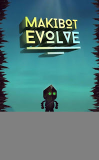 Screenshots of the Makibot evolve for Android tablet, phone.