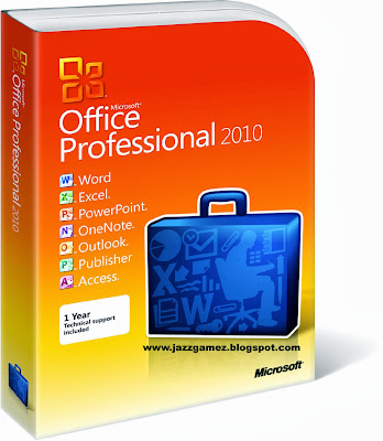Microsoft Office 2010 Professional Plus Full Lifetime Activator