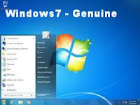 Membuat Windows 7 Asli