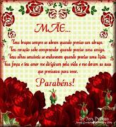. maes do Brasil um Feliz Dia das Maes vceis todas sao muito especiais. (dia das maes )