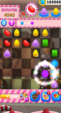 juego candy village windows phone