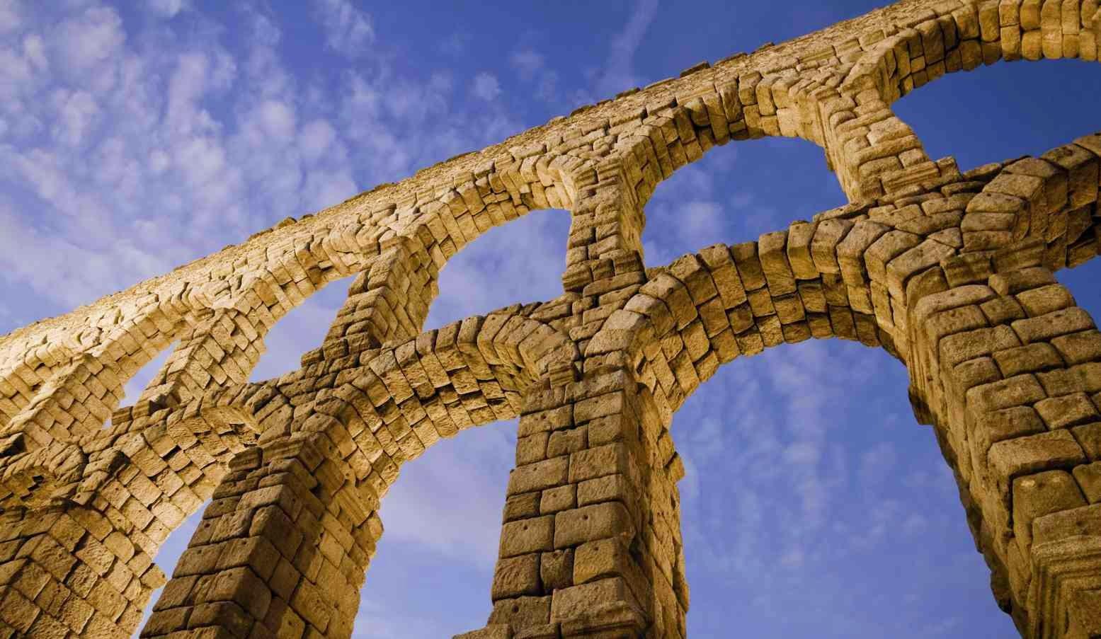 Acueducto romano en España