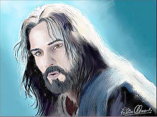 Wallpaper Wajah Yesus