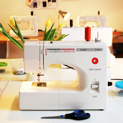 Sewing classes in London