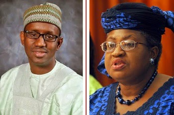 Ribadu and Okonjo-Iweala